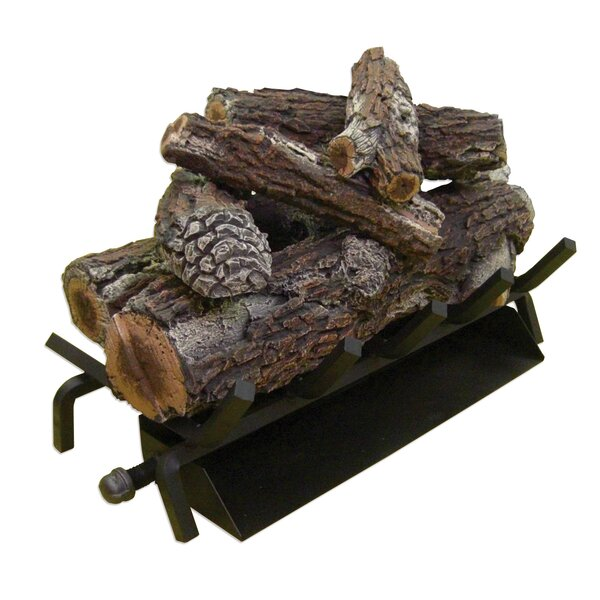Dansereau Single Burner Fireplace Log Set by Loon Peak