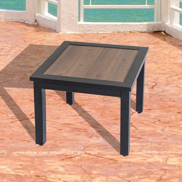 Esra Metal Side Table by Red Barrel Studio