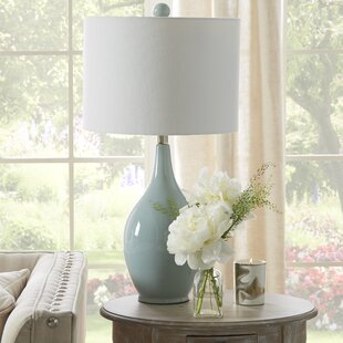Table lamps youll love wayfair miltiades 27 table lamp aloadofball Choice Image