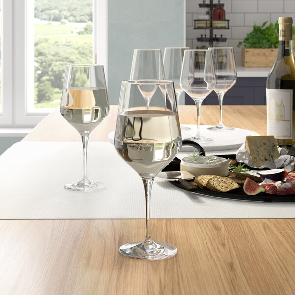 Nutmeg 15 oz. Glass (Set of 6) by Mint Pantry