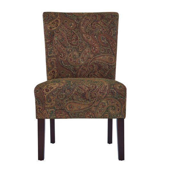 Shearer Paisley Side Chair (Set of 2) by Canora Grey