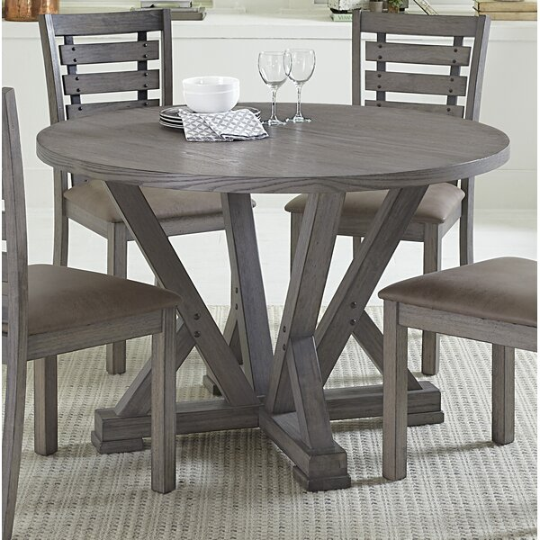 Keely Dining Table by Gracie Oaks