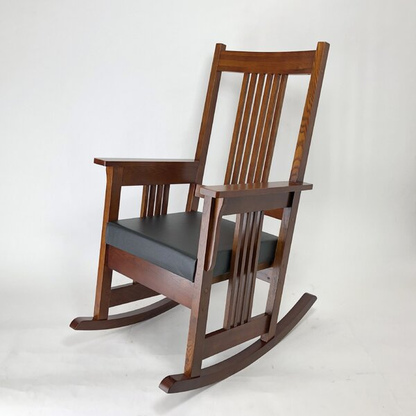 Mohammed Rocking Chair by Millwood Pines