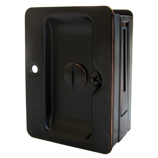 Tall Pocket Door Lock by Stone Harbor Hardware