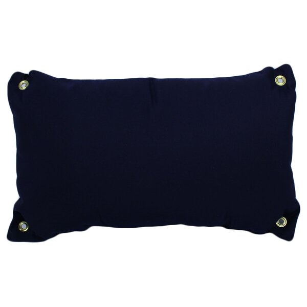 Turton Outdoor Lumbar Pillow by Red Barrel Studio