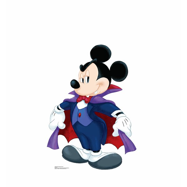 Halloween Mickey Dracula Standup by Advanced Graphics
