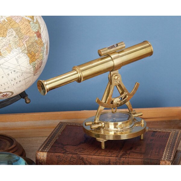 Compass Decorative Telescope by Cole & Grey