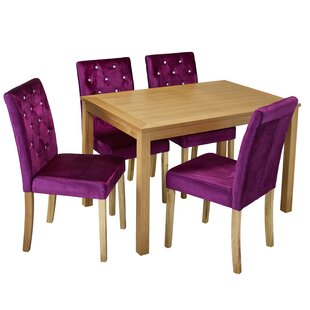 Purple Dining Table Sets