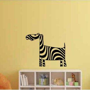 Rosalinda Zebra Wall Decal