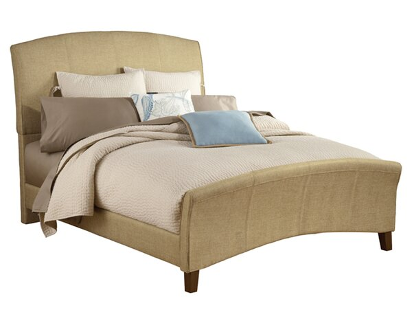Edgerton Upholstered Sleigh Bed by Hillsdale Furniture
