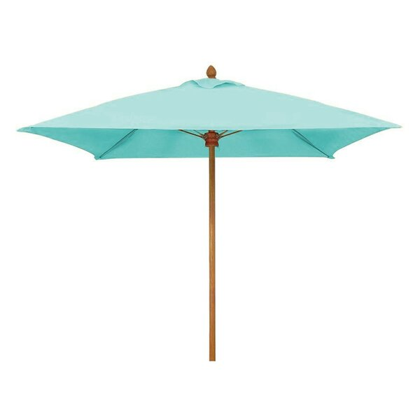 Fiberbuilt Bridgewater Market Umbrella by Woodard