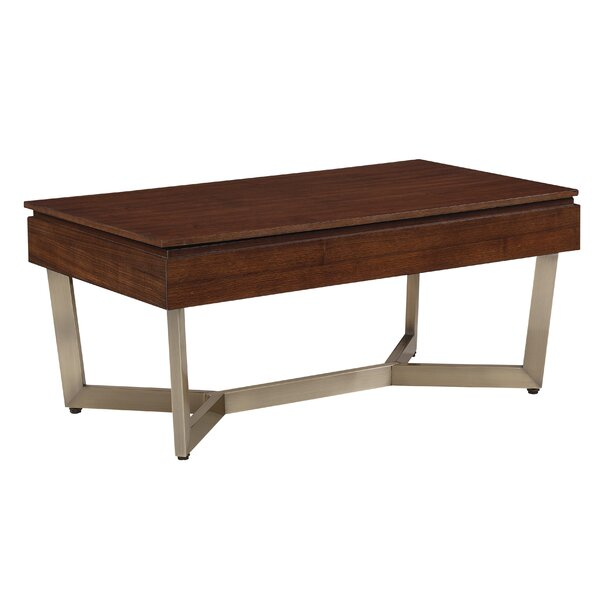 Collection 6 Geraldina Coffee Table By Ivy Bronx