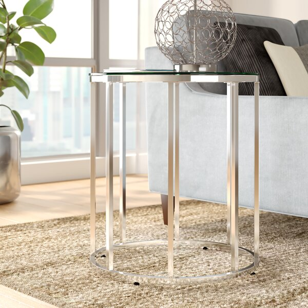 Joseph End Table by Ebern Designs