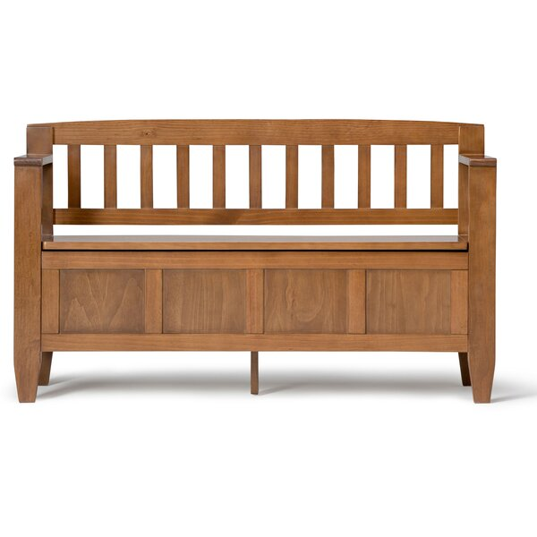 Brooklyn Storage Bench by Simpli Home