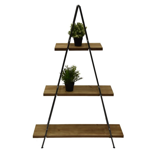 Schaible 3 Layers Ladder Bookcase By Williston Forge