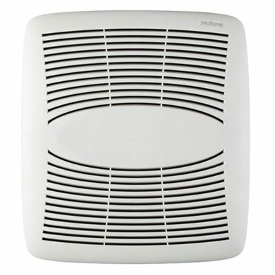 EZFit 80 CFM Energy Star Bathroom Fan by Broan