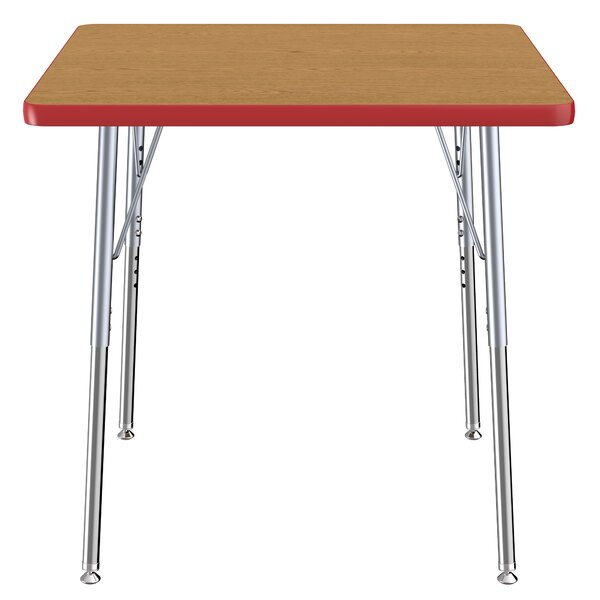 Contour Thermo-Fused Adjustable 30 Square Activity Table by ECR4kids