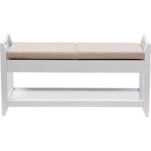 Troyer Storage Bench by Latitude Run