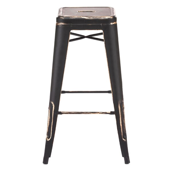 Halie 29.5 Bar Stool (Set of 4) by Trent Austin Design