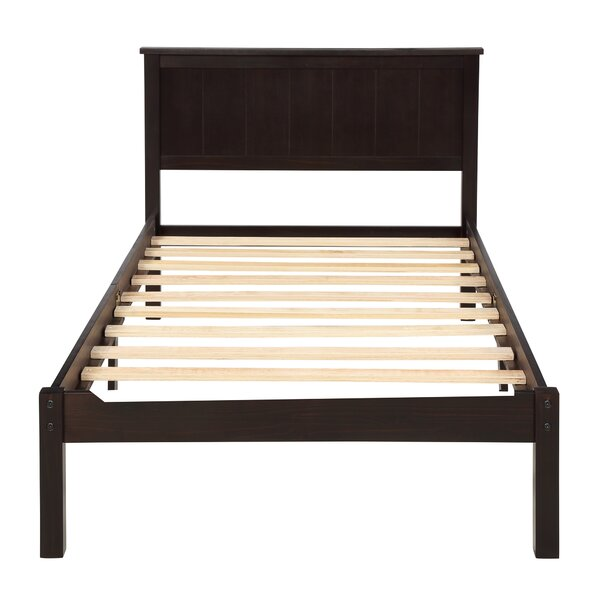 Gregg Sleigh Bed by Gracie Oaks