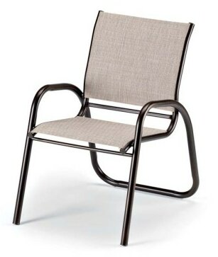 Gardenella Stacking Patio Dining Chair (Set of 4) by Telescope Casual