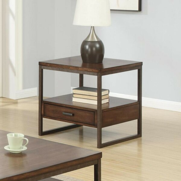 Laurel End Table by Foundry Select