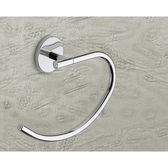 Vermont Wall Mounted Towel Ring by Gedy by Nameeks