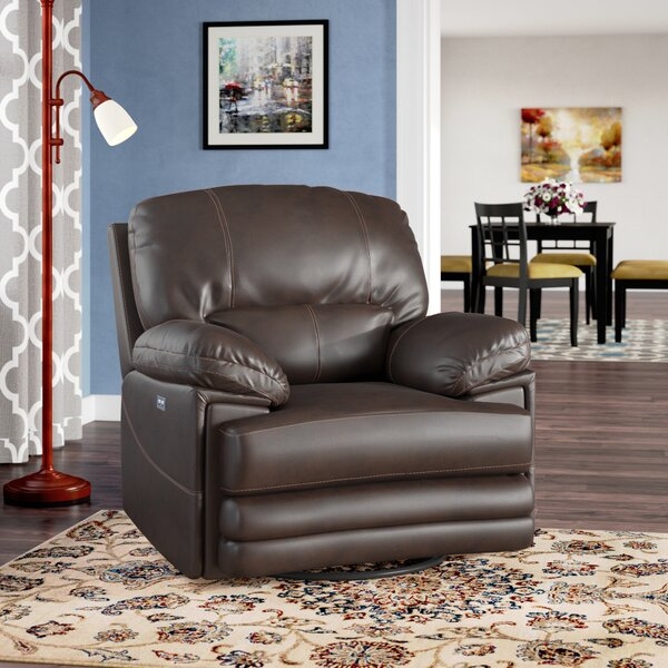 Penovich Power Swivel Recliner by Red Barrel Studi