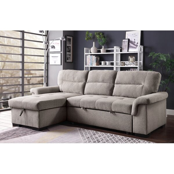 Buch Sleeper Sectional by Red Barrel Studio
