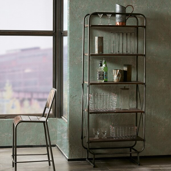 Desmarais Standard Bookcase by Williston Forge