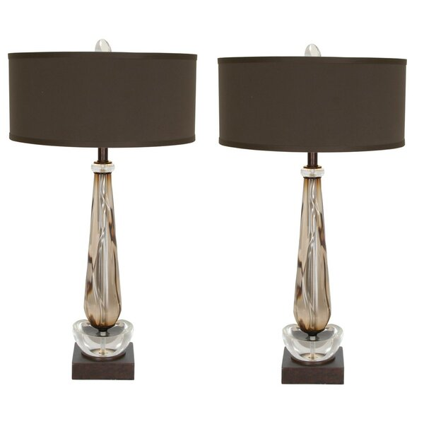 Supreme 33 Table Lamp (Set of 2) by Brayden Studio