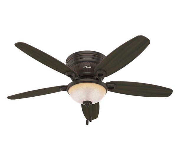 52 Ashmont 5-Blade Ceiling Fan by Hunter Fan