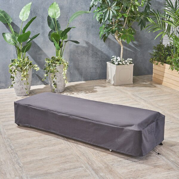Patio Chaise Lounge Cover by Freeport Park