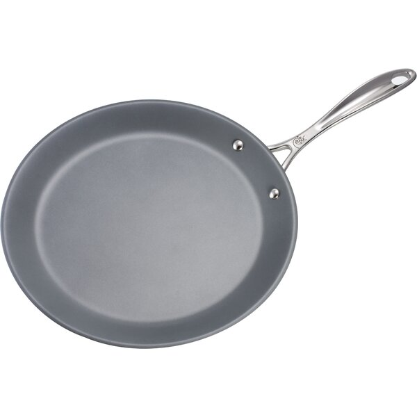 The Rose Line 12 Non-Stick Crepe Pan by NewMetro Design