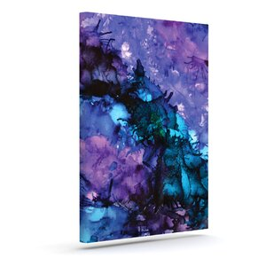 'Soul Searching' by Claire Day Graphic Art on Wrapped Canvas by KESS InHouse