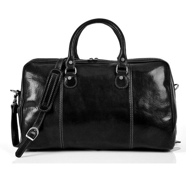 Perugia 18.5 Italian Leather Weekender Duffel by Tony Perotti