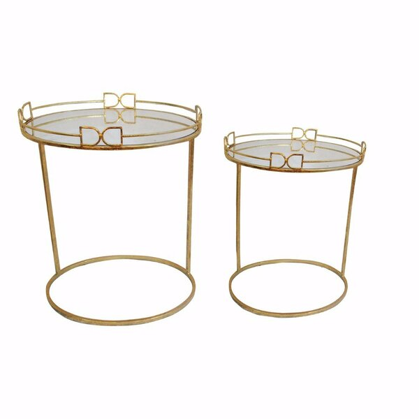 Burcet End Table by House of Hampton