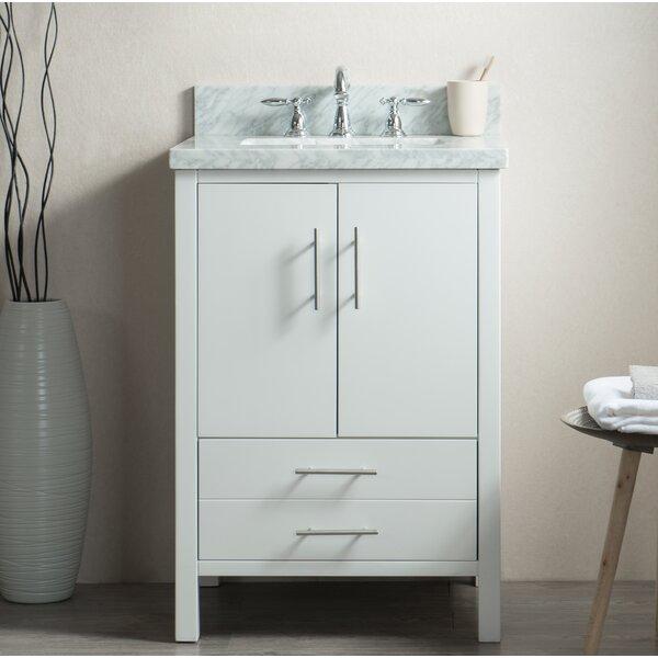 Nadia 24 Single Bathroom Vanity Set by Ebern Designs
