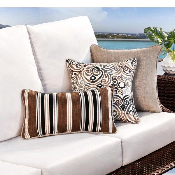 Patchett 3 Piece Pillow Set by Bloomsbury Market