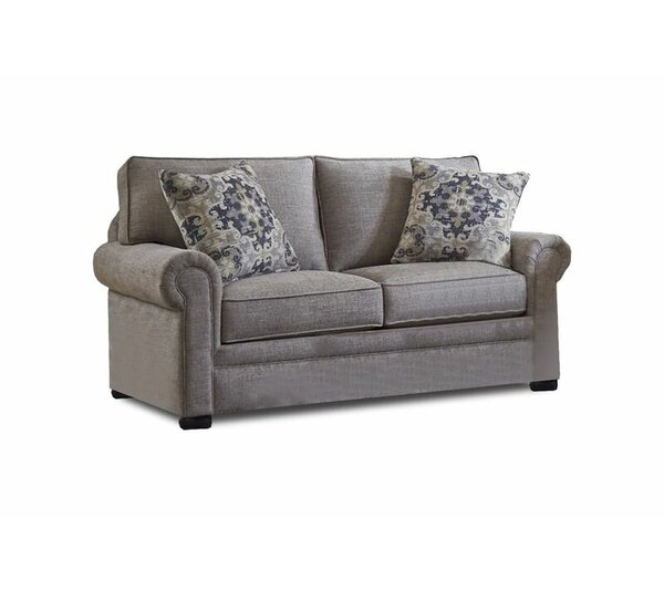 Buy Online Quality Luis Loveseat by Alcott Hill by Alcott Hill