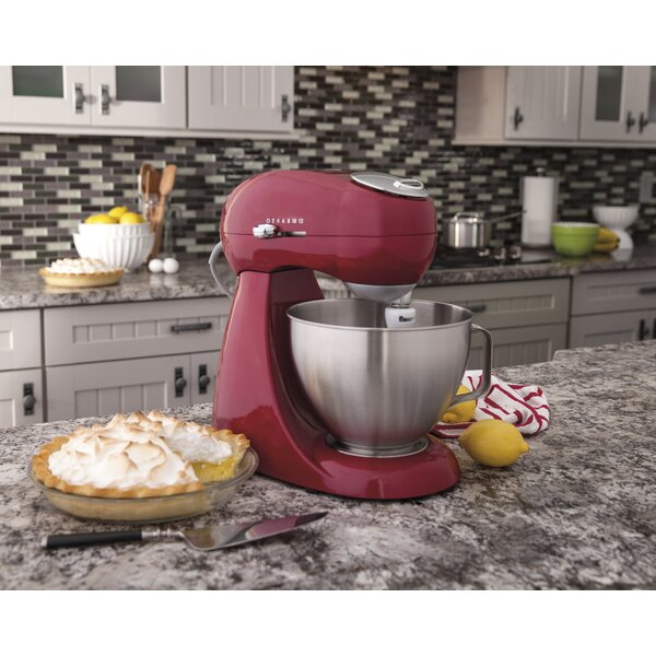 Eclectrics All-Metal Stand Mixer by Hamilton Beach