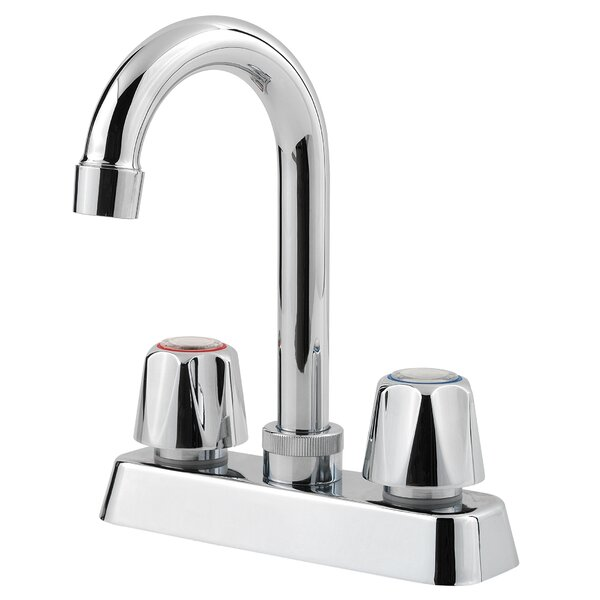 Pfirst Series Double Handle Kitchen Faucet by Pfister