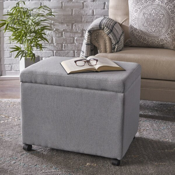 Blake Home Office Filing Storage Ottoman by Alcott Hill
