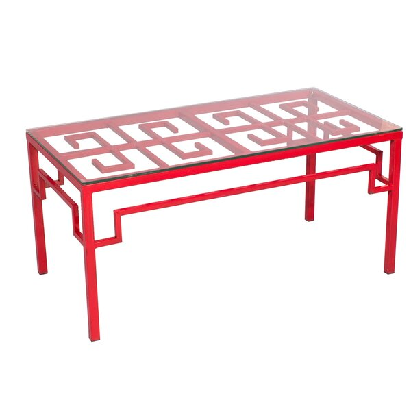Emissary Home And Garden Glass Top Coffee Tables