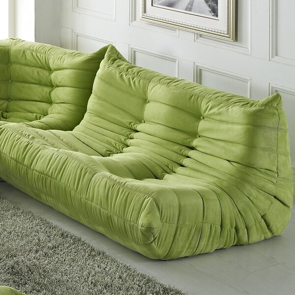 Waverunner 49 Bean Bag Sofa by Modway