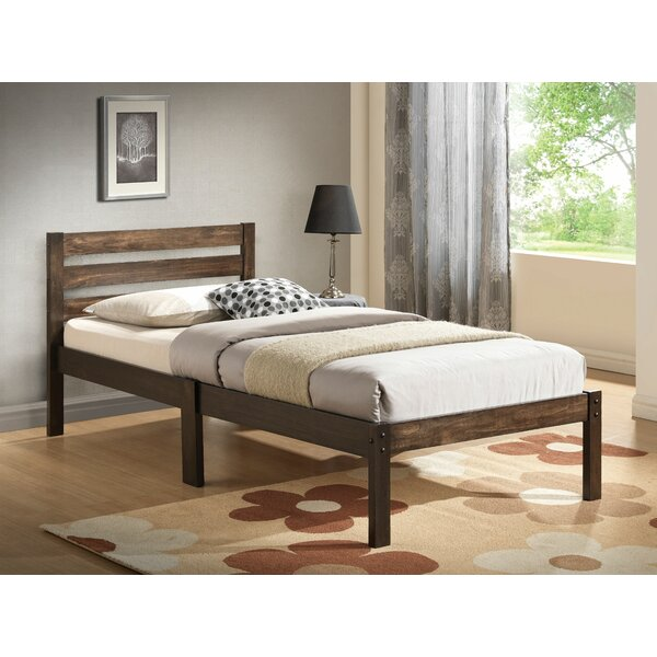 Scott Twin Platform Bed by Harriet Bee