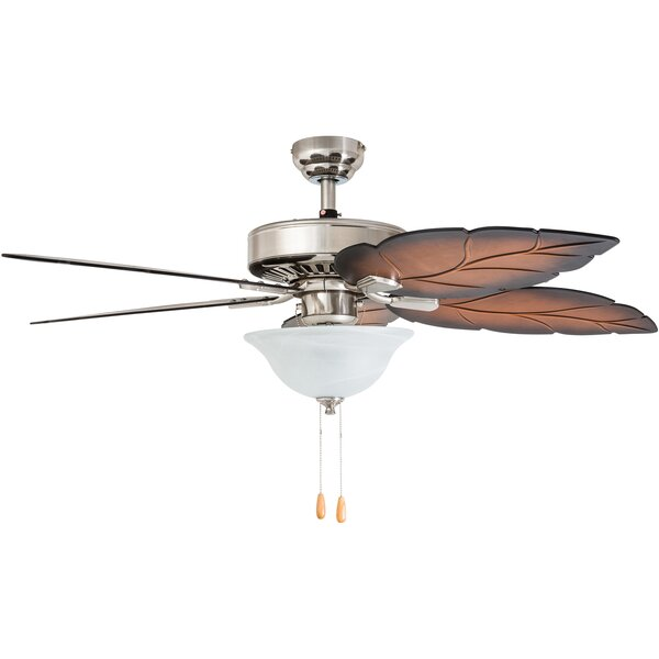 52 Monterry 5 Blade LED Ceiling Fan by Bay Isle Home