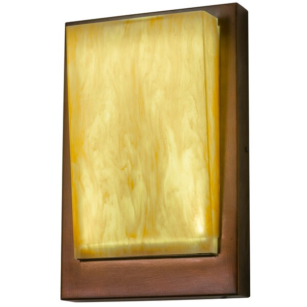 96-Light Manitowac Dimmable LED Wall Sconce by Meyda Tiffany