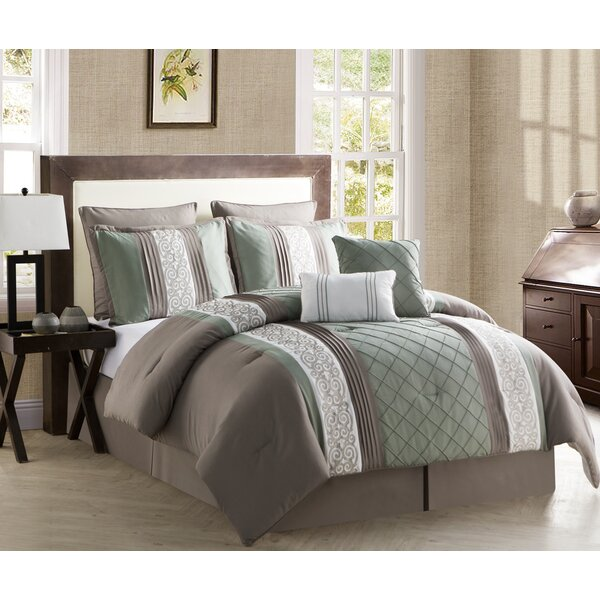 Laney 8 Piece Comforter Set by Willa Arlo Interiors