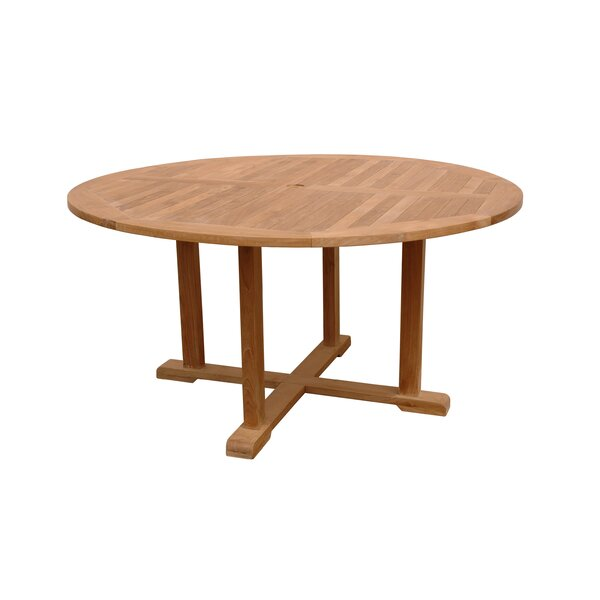 Tosca Solid Wood Dining Table by Anderson Teak Anderson Teak
